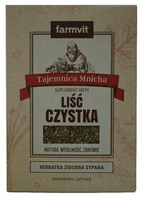 Czystek 200g Farmvit - Cistus incanus z Turcji