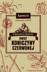 Koniczyna czerwona 25g Farmvit