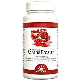 GranaProstan Ferment dr Jacobs Medical 100 kapsułek ekstrakt z owoców granatu