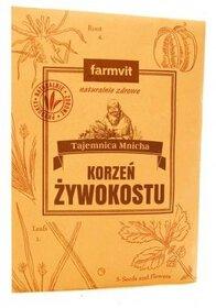 Korzeń żywokostu - Farmvit - 50g