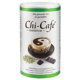 Chi Cafe balance dr Jacobs 180g kawa z dodatkiem guarany, żeń-szenia, granatu