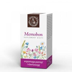 Memobon 60 kapsułek Bonimed - wspomaga pamięć